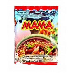 Mama Grilled Pork Salad Flavour Instant Noodles 55g Moo...