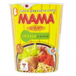Mama Chicken Flavour Cup Noodles 70g Instant Noodles