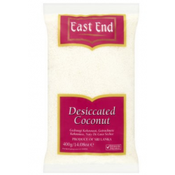 East End 400g Desicated...