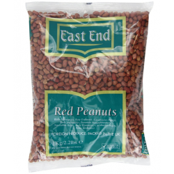 East End 1kg Red Peanuts