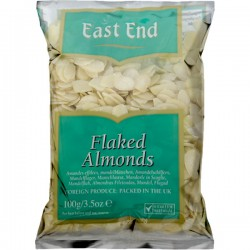 East End 100g Flaked Almonds
