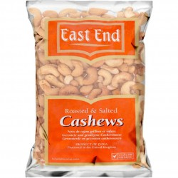 East End Roasted and Salted Cashews 100g Prepared Cashew...