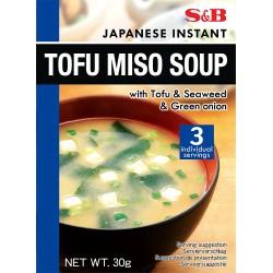 S&B - 30g - Instant Tofu...
