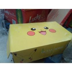 Full Case of 24x YHB Ocean Bomb Pokemon Cucumber Flavour...