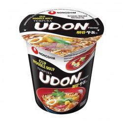 Nongshim Cup Noodle soup Tempura Udon Flavour 62g Korean...