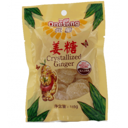 Onetang Crystallized Ginger...