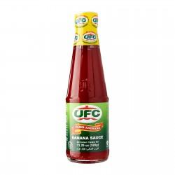 UFC Banana Ketchup Sauce...