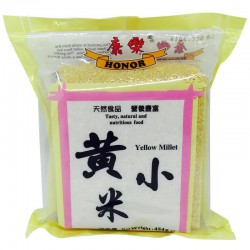 Honor 454g (康樂 黃小米) Yellow Millet