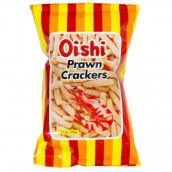 Oishi 60g Prawn Crackers