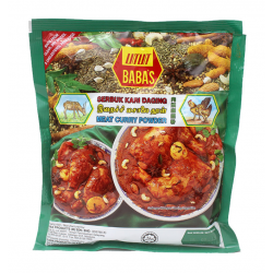 Babas Meat Curry Powder 250g Baba's Malaysian Curry...