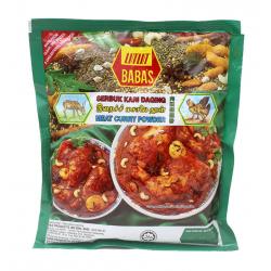 Babas Meat Curry Powder 250g SERBUK KARI DAGING இறைச்சி மசாலை தூள் Baba's Malaysian Curry Powder