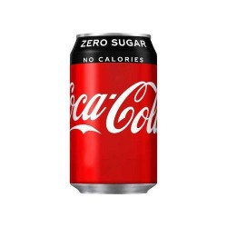 Coca-Cola Zero Sugar 330ml...