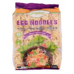 Longdan Egg Noodles 2mm 400g Mì Trứng