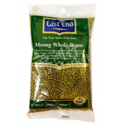 East End 500g Moong Whole Beans