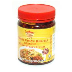 Tean's Gourmet 240g Crispy Prawn Chilli (香脆蝦米辣椒)