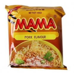 Mama Oriental Style Instant Noodle 20x90g Pork Flavour...
