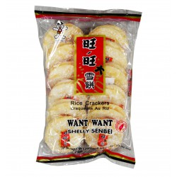 Want Want Shelly Senbei...