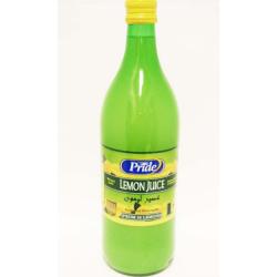 £̶2̶.̶4̶9̶ Consumers Pride 1L Lemon Juice Natural Strength