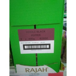 Full Case of 9x Rajah 400g...