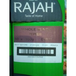 Full Case of 10x Rajah 100g...