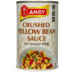 Amoy 450g Crushed Yellow Bean Sauce