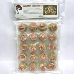 Mooijer Shao Mai Shrimp 500g 20pc Dim Sum Tray