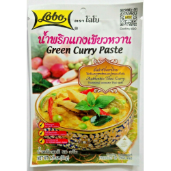 Lobo 50g Green Curry Paste