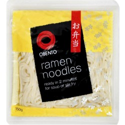 Obento Ramen Noodles 160g...