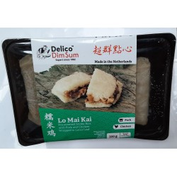 Delico Dim Sum 320g Lo Mai Kai Steamed Sticky Rice With...