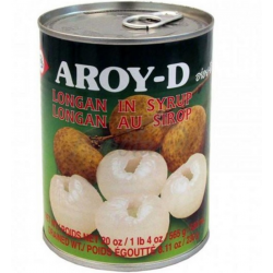 Aroy-D Longan in Syrup...