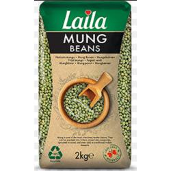 Laila Mung Beans 2kg Whole...