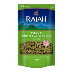Rajah Whole Green Cardamoms...