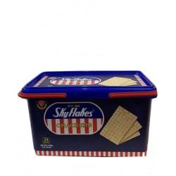 MY San Sky Flakes Crackers...