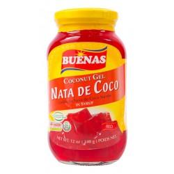 Buenas Nata de Coco Coconut...