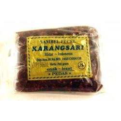 Karang Sari PEDAS 200g Instant Spicy Indonesian Peanut Sauce