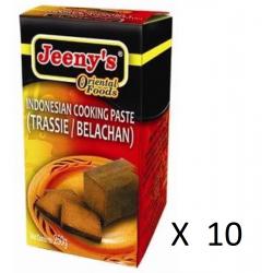 Jeeny's 250g x 10...