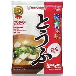 Marukome Instant Miso Soup...