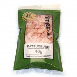 Wadakyu Katsuobushi Bonito Flakes 40g Dried Bonito Flakes