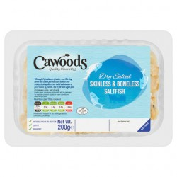 Cawoods Dry Salted Saltfish...