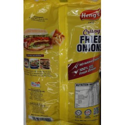 Heng's Crispy Fried Onions...