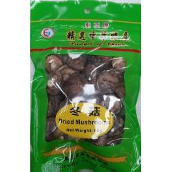 East Asia Brand Dried Shiitake Mushrooms 2.5-3cm 60g...