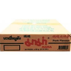 Mama Noodle Box 30x60g Pork...