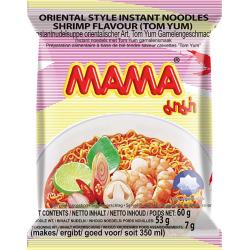 Mama Noodle 60g Shrimp Tom Yum