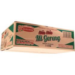 Whole Box Hao Hao Mi Goreng Sweet and Sour Shrimp Flavour...