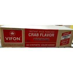 Vifon Banh Da Cua 30x60g Whole Box Instant Rice Pancake...