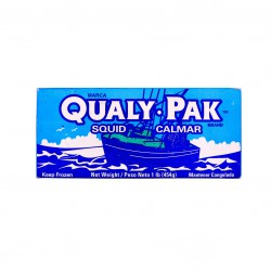QualyPak Wild Caught Squid...