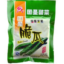 Guo Sheng 國聖袋裝脆瓜 90g Pickled Cucumber