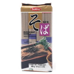 Sukina Buckwheat Soba Noodles 680g Memil Kuksoo 막국수 Soba...