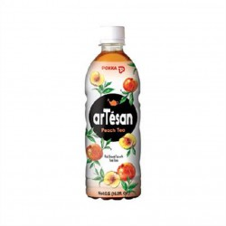 Pokka arTesan 500ml Peach Tea