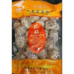 East Asia Brand Dried Mushrooms 170g Dried Mushrooms